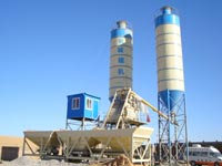 Project Concrete Batching Plant