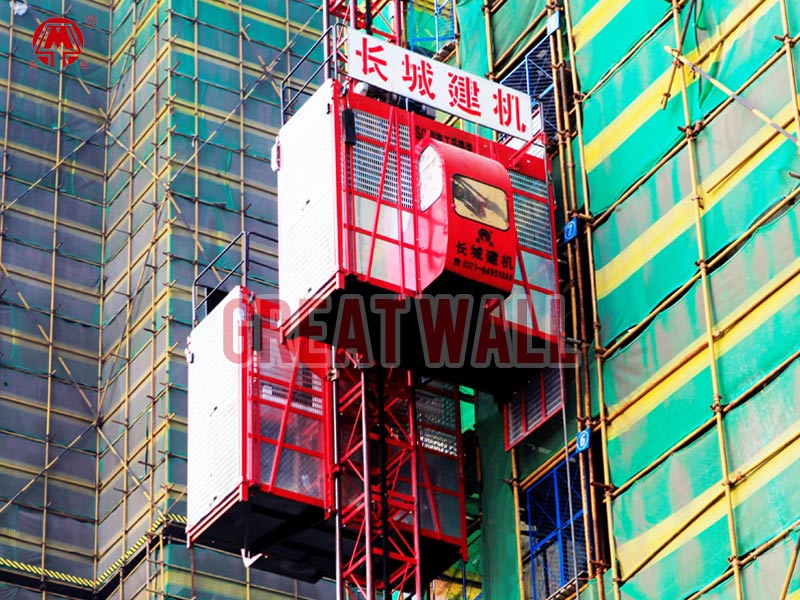 SC Series Construction Elevator