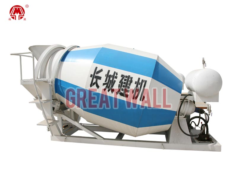 mini concrete mixer trucks