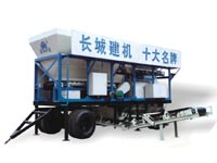 Stabilized Soil Mixing Machine